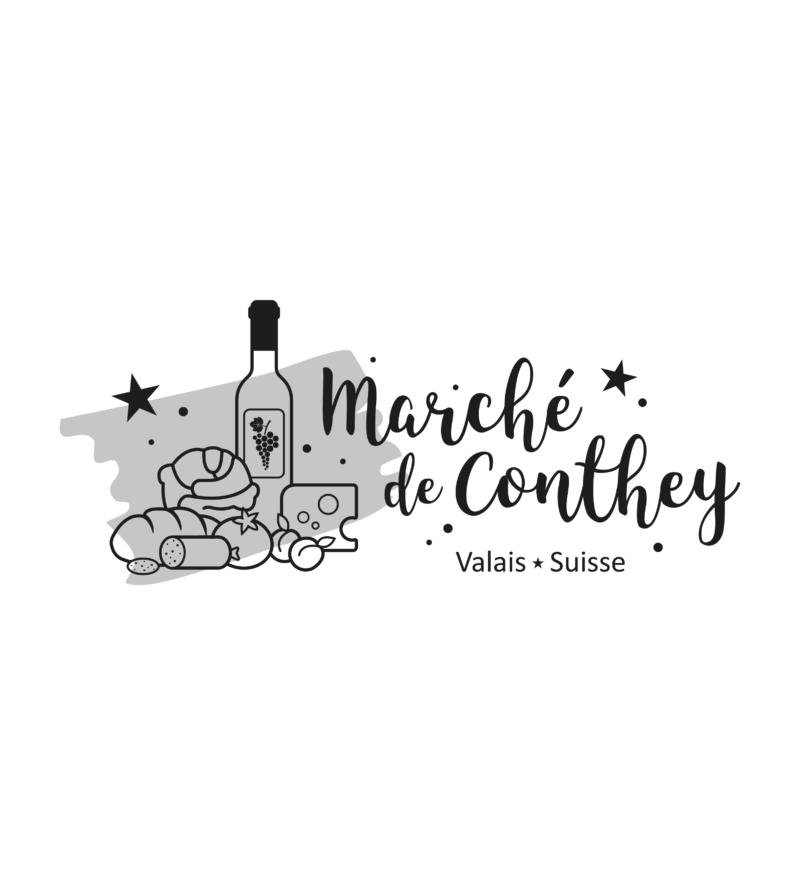 Marché de Conthey